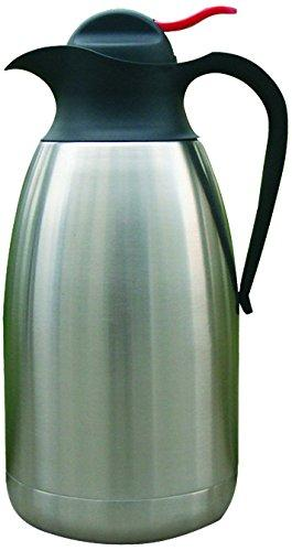 Pichet isotherme inox 1,2 litre - carafe isotherme inox 1,2 litres - 23,5 cm